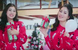 Quán quân Sao Mai 2013 Huyền Trang tung MV mừng lễ Giáng sinh