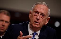 Bộ trưởng Quốc phòng Mỹ rời nhiệm sở vào đầu năm 2019