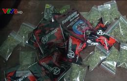 Quảng Ngãi: Triệt phá tiệm bánh bèo chuyên bán ma túy