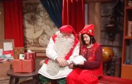 Khan hiếm người đóng vai ông già Noel ở Đức
