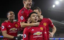 ĐHTB vòng 18 giải Ngoại hạng Anh: Sự trở lại của sao Man Utd