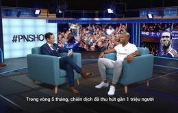 Phương Nam Show - Gặp gỡ cầu thủ Didier Drogba (20h30, 25/12, Onme - VTVcab)