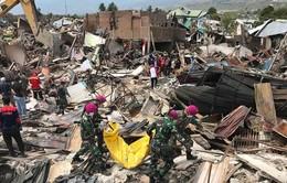 Số người thiệt mạng trong vụ sóng thần tại Indonesia tiếp tục tăng