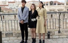 Lộ diện top 3 vào chung kết The Face Vietnam 2018