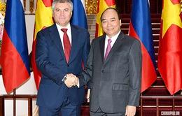 Tăng cường hợp tác giữa Việt Nam và Liên bang Nga