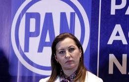 Rơi trực thăng, vợ chồng Thống đốc bang ở Mexico tử nạn
