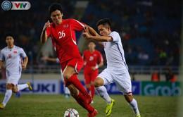 ĐT Việt Nam 1-1 ĐT CHDCND Triều Tiên: Chia điểm kịch tính tại Mỹ Đình!