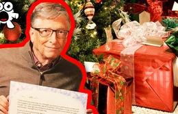 Bill Gates tặng quà gì dịp Giáng sinh?