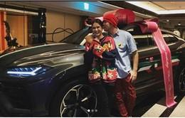 Giáng sinh, Châu Kiệt Luân được vợ tặng xe hơi