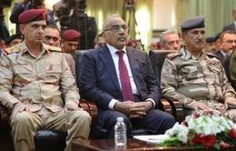 Iraq có thể triển khai quân sự tại Syria