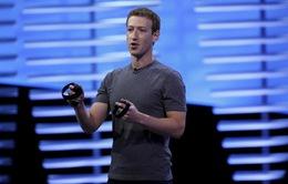 Mark Zuckerberg - Tỷ phú mất nhiều tiền nhất năm 2018