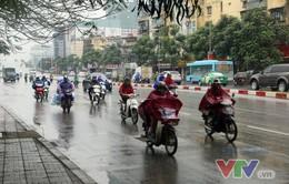 Ngày 25/12, khu vực TT-Huế đến Khánh Hòa tiếp tục có mưa