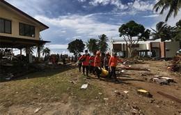 Đẩy nhanh cứu hộ nạn nhân sóng thần tại Indonesia