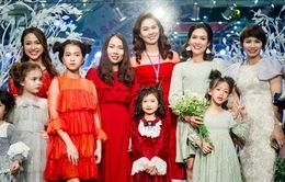 Các NTK đua tài tại tuần lễ Thời trang trẻ em Việt Nam