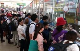 Quảng Ngãi: Tăng giá 20 - 60%, vé xe Tết đã kín chỗ