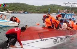 Liên tiếp các vụ lật thuyền khiến 5 người thiệt mạng