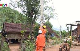 Quảng Ngãi đưa điện quốc gia về vùng lõm