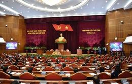 Ngày làm việc thứ hai của Hội nghị Trung ương 9