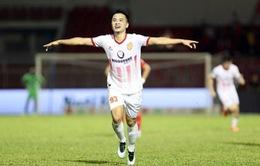 Tiền vệ Lê Sỹ Minh gia nhập CLB Than Quảng Ninh