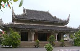 Độc đáo ngôi chùa mang hơi thở của biển