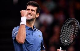 Quần vợt tốt hơn khi có Novak Djokovic ở vị trí số 1
