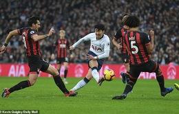 VIDEO HIGHLIGHTS: Tottenham 5-0 Bournemouth (Vòng 19 Ngoại hạng Anh)
