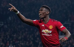 VIDEO Man Utd 3-1 Huddersfield: Pogba rực sáng!
