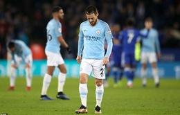VIDEO tổng hợp diễn biến Leicester City 2-1 Man City (Vòng 19 Ngoại hạng Anh)