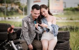 """Khắc Việt yêu say đắm hotgirl Kelly Nguyễn trong MV mới """"Nụ cười mặn"""""""
