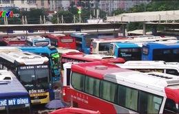 Kiểm tra điều kiện an toàn của xe khách Hà Nội