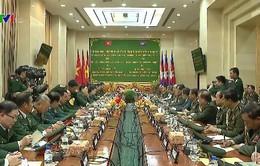 Tăng cường hợp tác quốc phòng Việt Nam - Campuchia
