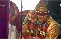 Đám cưới tập thể của các cô dâu mồ côi cha