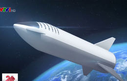 Elon Musk công bố phiên bản thử nghiệm tàu vũ trụ lên Sao Hỏa