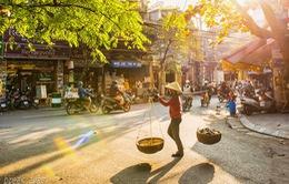 Gánh hàng rong - Nét văn hóa đẹp của Hà Nội