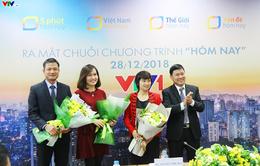 """Chương trình """"Việt Nam hôm nay"""" chính thức ra mắt!"""