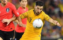 Leckie chưa chắc chắn góp mặt tại Asian Cup
