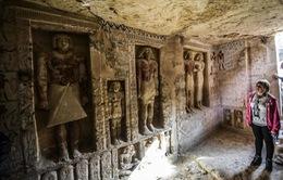 Bên trong ngôi mộ 4000 năm tuổi của một thành viên hoàng gia Ai Cập cổ đại