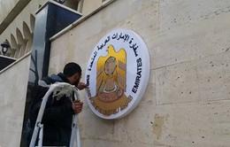 UAE mở lại Đại sứ quán tại Syria