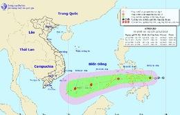 Biển Đông sắp đón cơn bão mới