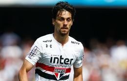Rodrigo Caio và nỗi lòng khi bị Barcelona từ chối