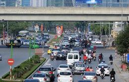 Giao thông tại Hà Nội ổn định trong ngày đầu kỳ nghỉ Tết Dương lịch