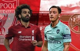 Lịch thi đấu bóng đá, BXH vòng 20 Ngoại hạng Anh: Tâm điểm Liverpool – Arsenal