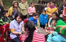 Khám, cấp phát thuốc miễn phí cho người dân có hoàn cảnh khó khăn ở Nghệ An
