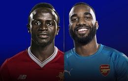 Lịch thi đấu vòng 20 Ngoại hạng Anh: Tâm điểm Liverpool - Arsenal, Southampton - Man City, M.U - Bournemouth