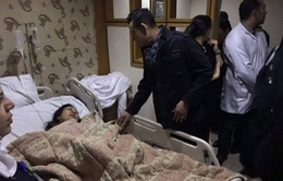 Vụ đánh bom xe chở du khách Việt Nam tại Ai Cập: Hỗ trợ điều trị tích cực cho các nạn nhân bị thương