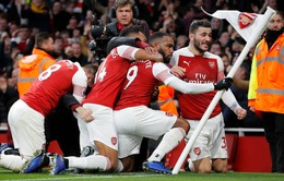 Bảng xếp hạng Ngoại hạng Anh sau vòng 14: Arsenal lọt top 4, Man Utd dậm chân ở hạng 7