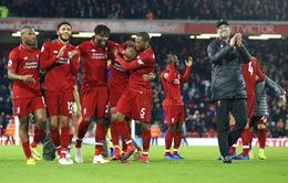 VIDEO: Liverpool 1-0 Everton - The Kop có 3 điểm hú vía nhờ bàn thắng giây cuối