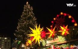 Không khí Giáng sinh tại khu chợ lâu đời nhất châu Âu