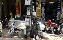 Nam sinh cấp 3 lái ôtô gây tai nạn liên hoàn