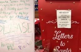 Cảm động với bức thư gửi ông già Noel xin được ghép thận